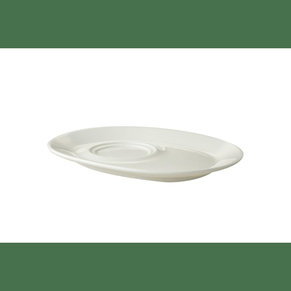 Maastricht Porselein LUX soepschotel ovaal 24 x 19 cm