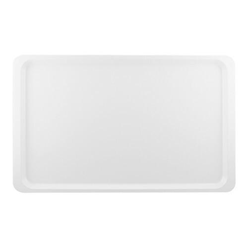 Roltex rechthoekig dienblad polyester 53 x 32,5 cm wit