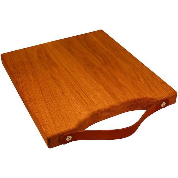 Twents hout rechthoek 35 x 30 x 4(h) cm