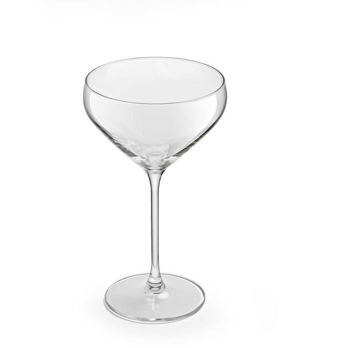 Royal Leerdam Doyenne champagnecoupe 30 cl DOOS 6