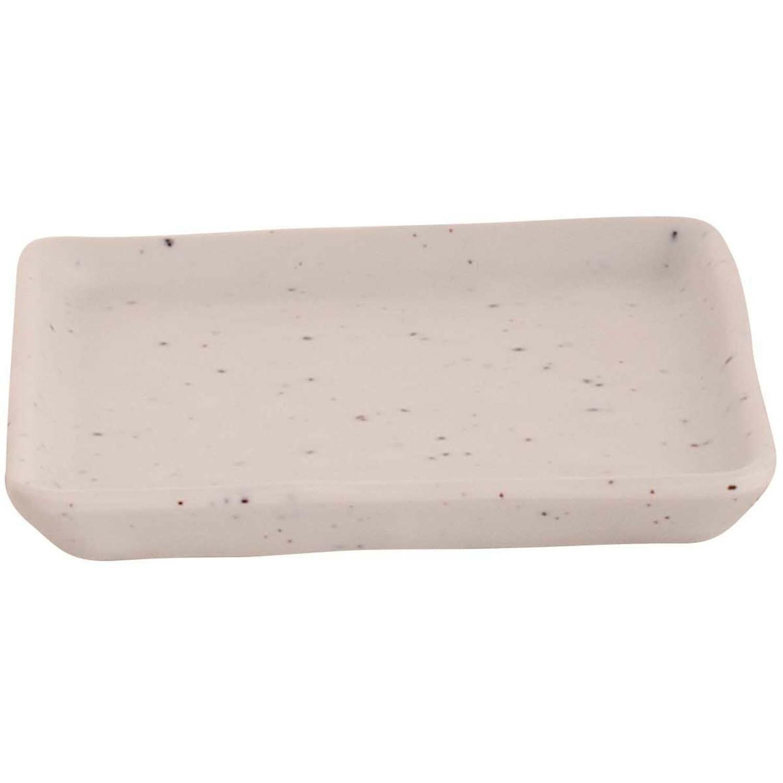 Cheforward Stone wit bord 10 x 10 cm