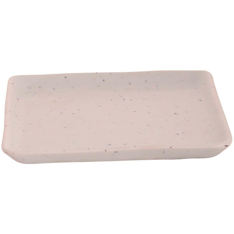 Cheforward Stone wit bord 15 x 15 cm
