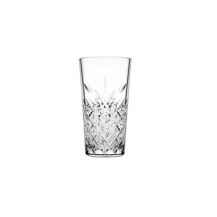 Pasabahce Timeless longdrinkglas 45 cl STAPELBAAR DOOS 6