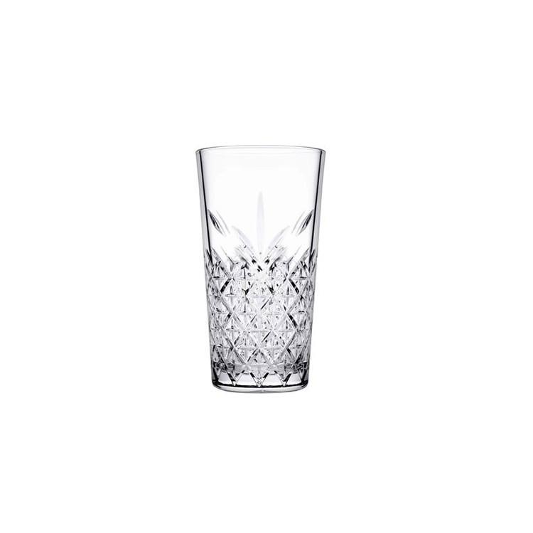 Pasabahce Timeless longdrinkglas 34,5 cl STAPELBAAR DOOS 6