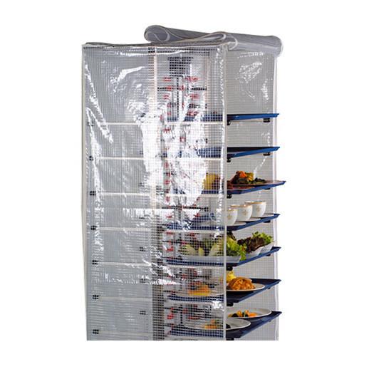 Platemate beschermhoes * geschikt voor bordenrek 556030