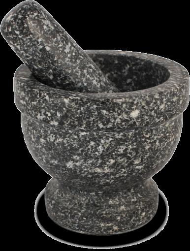 vijzel graniet donkergrijs Ø 10 cm
