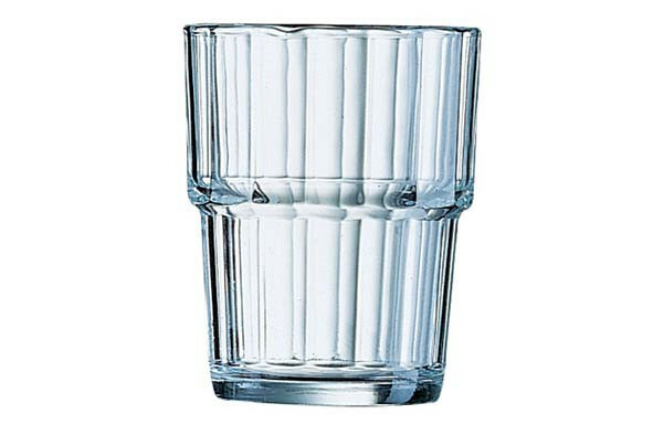 Arcoroc Norvege glas 20 cl DOOS 6