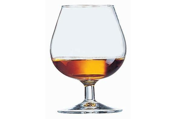 Arcoroc cognacglas 25 cl DOOS 6