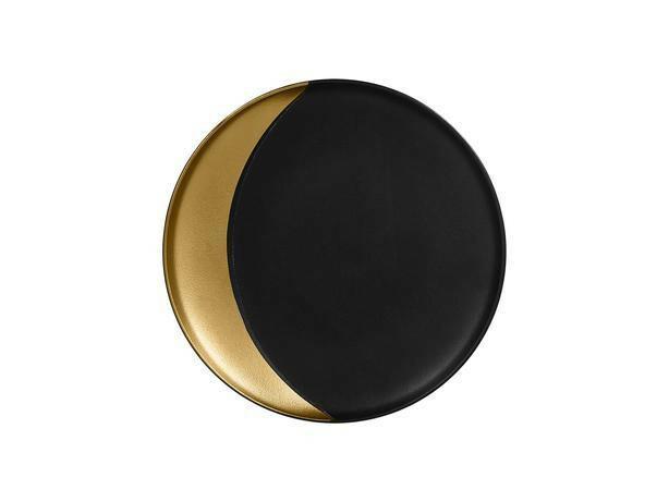 RAK Metalfusion coupe bord diep goud 27 cm
