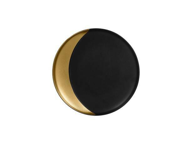 RAK Metalfusion coupe bord diep goud 24 cm
