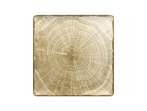 RAK Woodart Moss green bord vierkant 30 cm