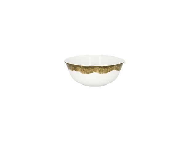 RAK Woodart Moss green bowl 16 cm