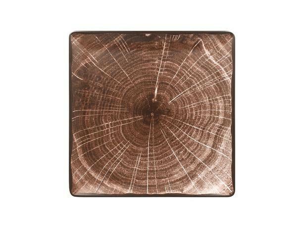 RAK Woodart Oak Brown bord vierkant 30 cm