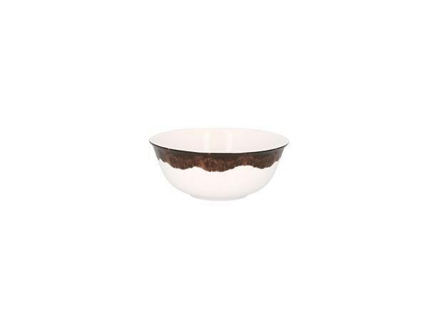 RAK Woodart Oak Brown bowl 16 cm
