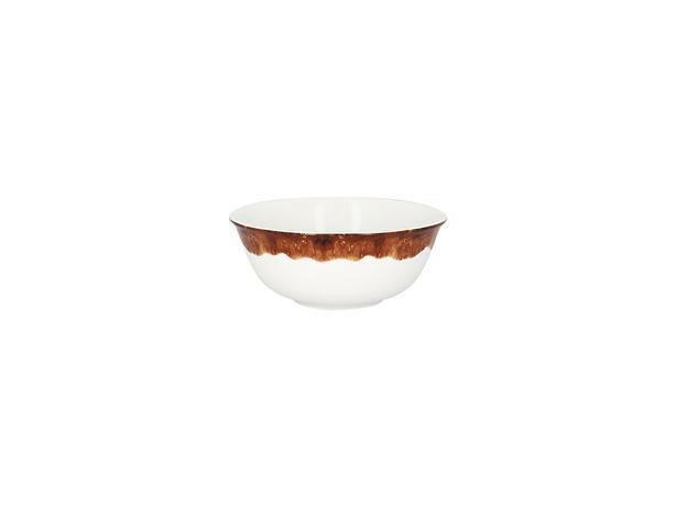 RAK Woodart Timber Brown bowl 16 cm