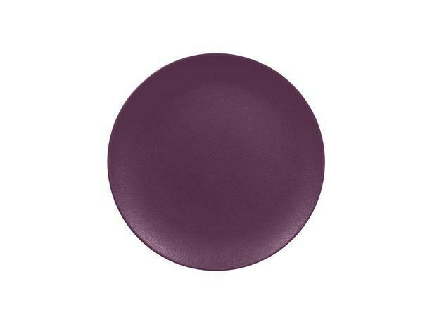 RAK Neofusion Plum Purple coupe bord 27 cm