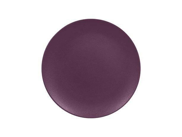RAK Neofusion Plum Purple coupe bord 29 cm