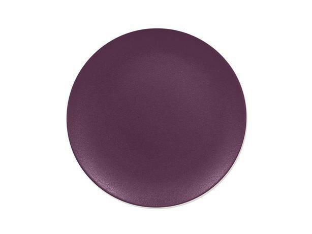 RAK Neofusion Plum Purple coupe bord 31 cm