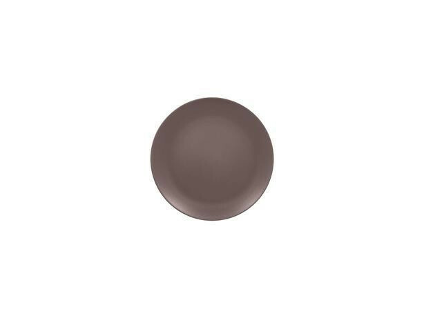 RAK Neofusion Chestnut Brown coupe bord 15 cm