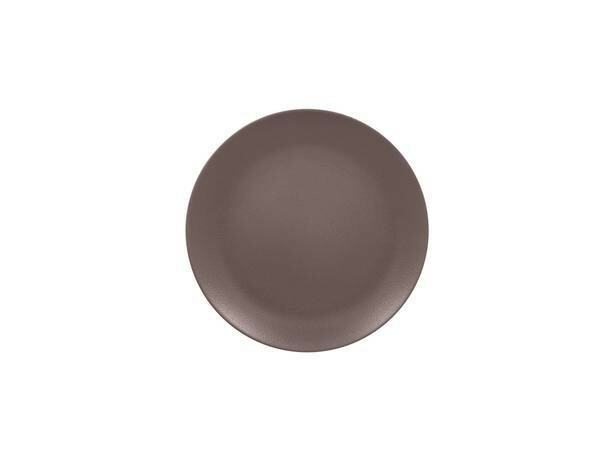 RAK Neofusion Chestnut Brown coupe bord 21 cm