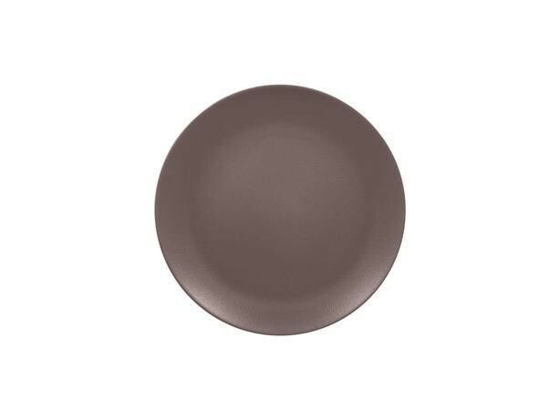 RAK Neofusion Chestnut Brown coupe bord 24 cm