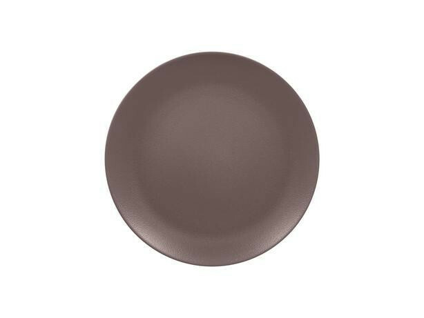 RAK Neofusion Chestnut Brown coupe bord 27 cm