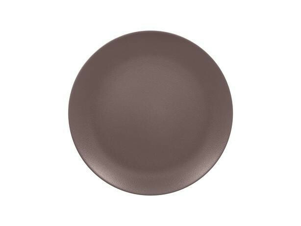 RAK Neofusion Chestnut Brown coupe bord 29 cm