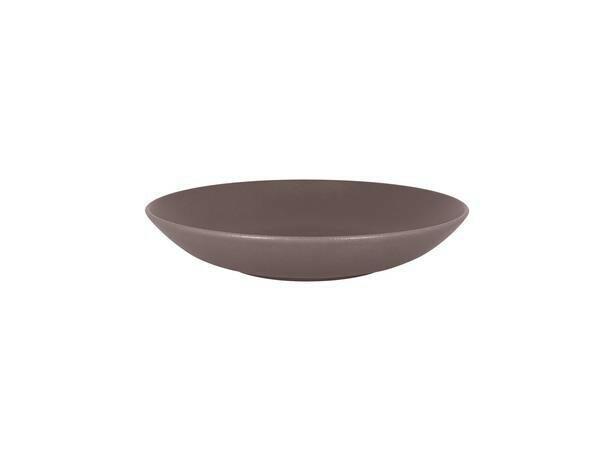 RAK Neofusion Chestnut Brown coupe bord diep 26 cm