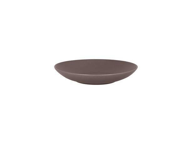 RAK Neofusion Chestnut Brown coupe bord diep 23 cm