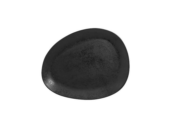 RAK Suggestions Shaped bord Karbon 27 x 21,5 cm