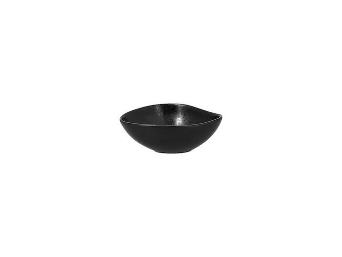 RAK Suggestions Shaped bowl Karbon 14 x 11 x 5,5(h) cm