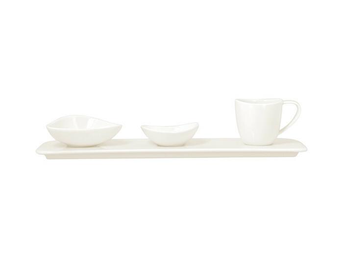 RAK Suggestions Shaped bowl 10,5 x 7,5 x 3(h) cm