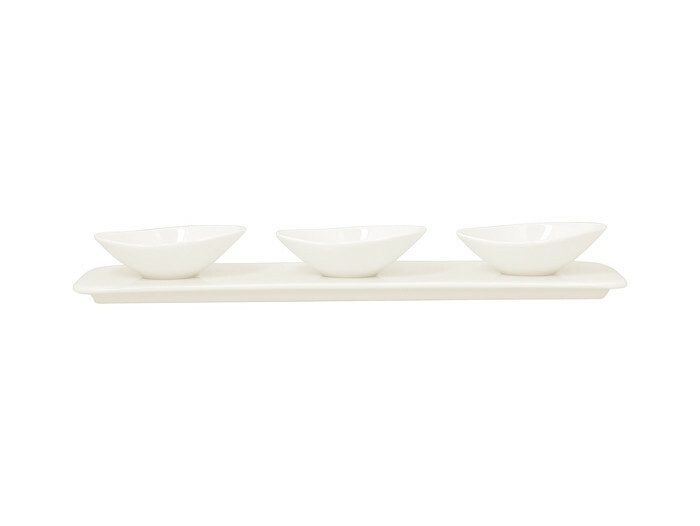 RAK Suggestions Shaped bowl 10 x 7,5 x 3(h) cm
