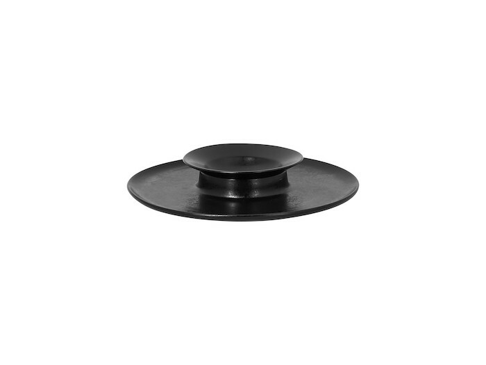 RAK Suggestions Chill bord met verhoogde spiegel Karbon 26 mm