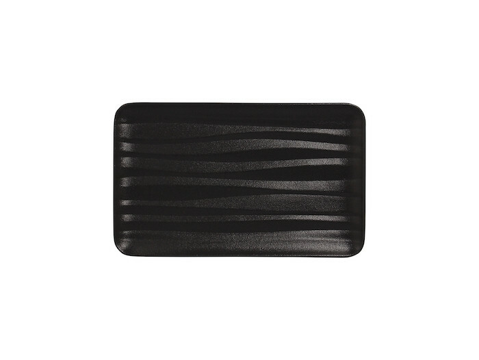RAK Suggestions Shared rectangular bord met reliëf 26,5 x 16,2 cm