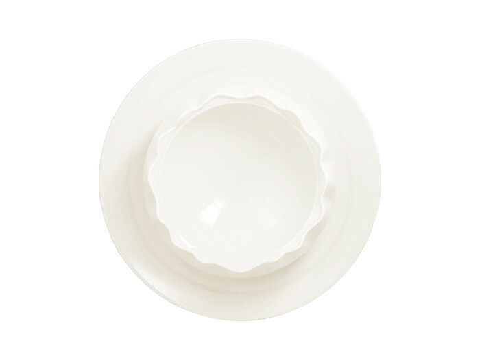 RAK Suggestions Appeal carved bowl 17 x 9,5(h) cm