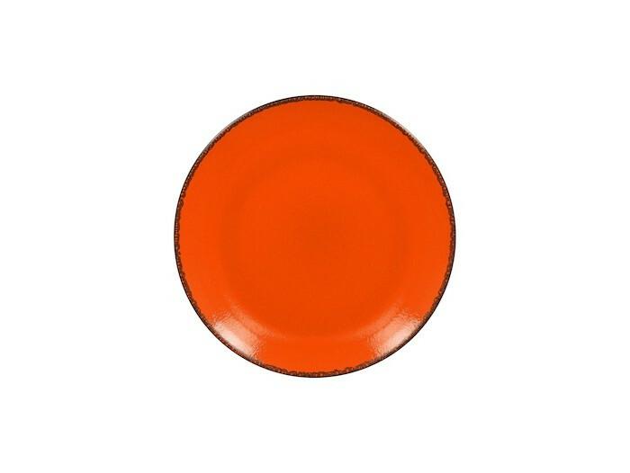 RAK Fire coupe bord oranje 27 cm
