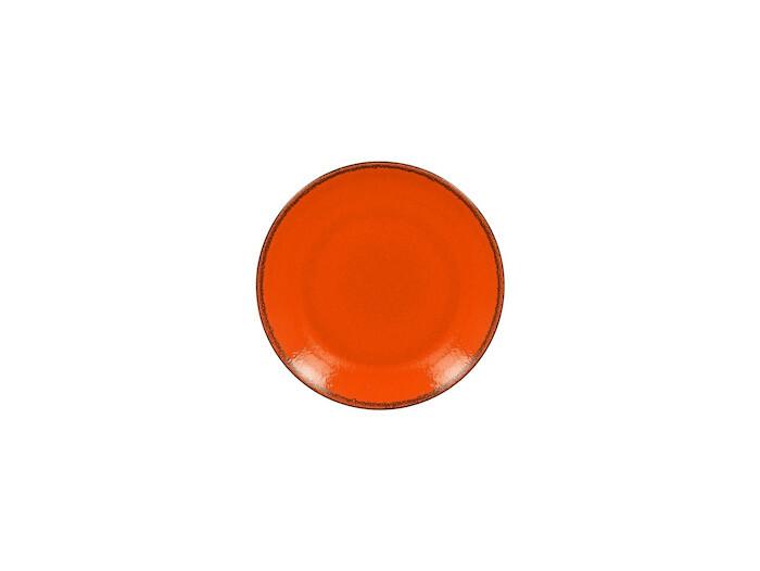 RAK Fire coupe bord oranje 18 cm