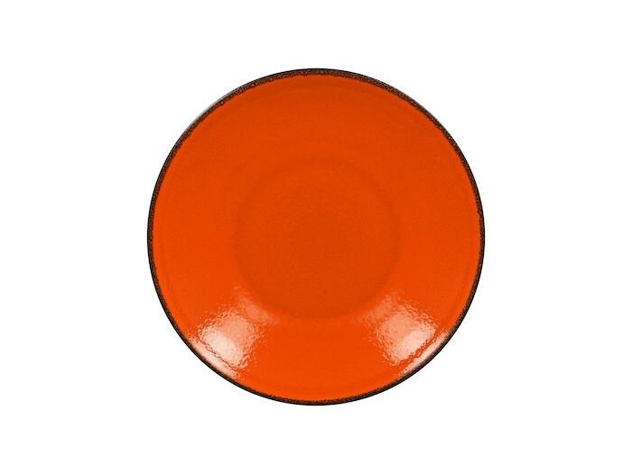 RAK Fire diep coupe bord oranje 28 cm