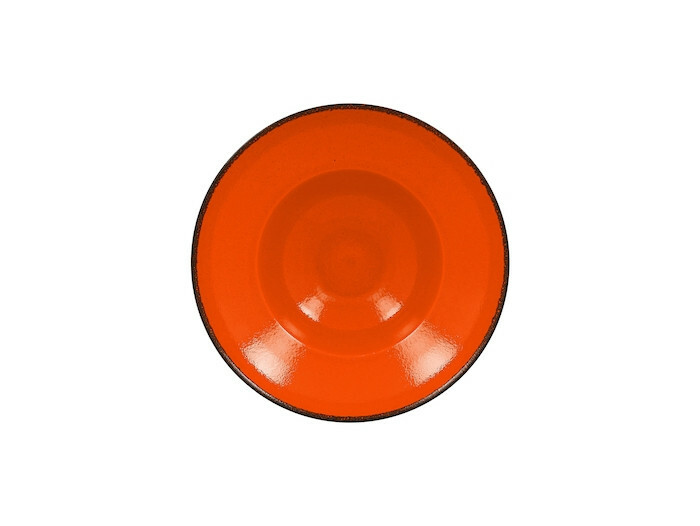 RAK Fire extra diep bord oranje 23 cm