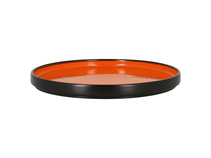 RAK Fire plat bord oranje 23 cm