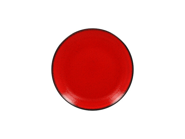 RAK Fire coupe bord rood 24 cm