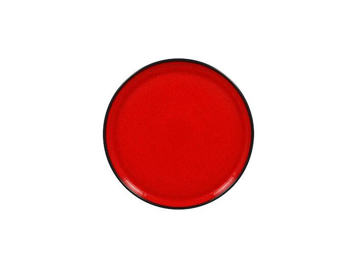 RAK Fire plat bord rood 23 cm