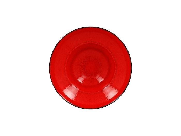 RAK Fire extra diep bord rood 23 cm
