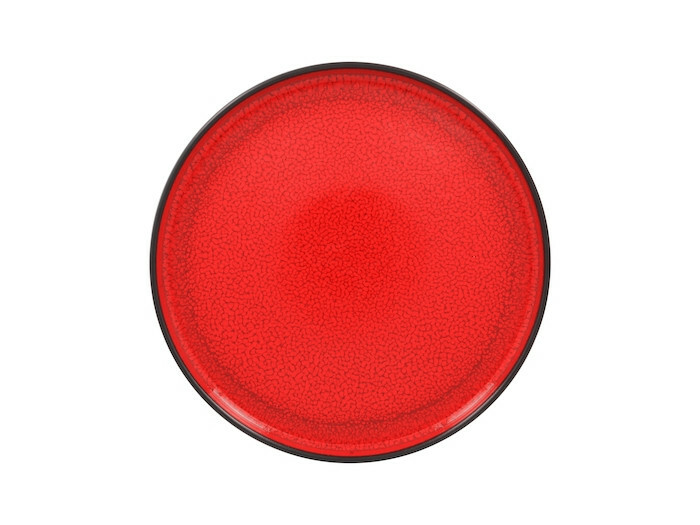 RAK Fire plat bord rood 27 cm
