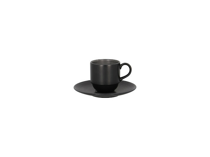 RAK Trinidad koffiekop stapelbaar grey 20 cl