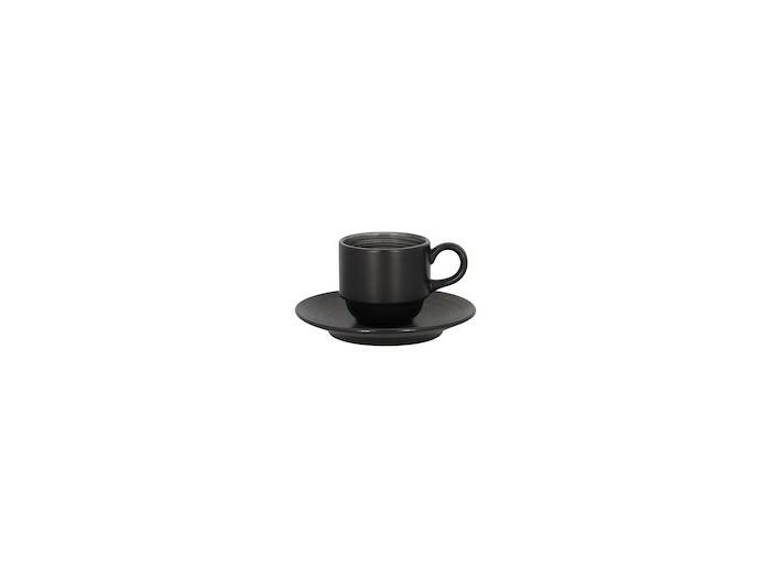 RAK Trinidad espresso kop stapelbaar grey 9 cl