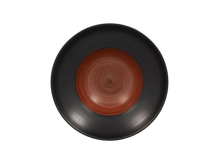 RAK Trinidad extra diep bord walnut 26 cm