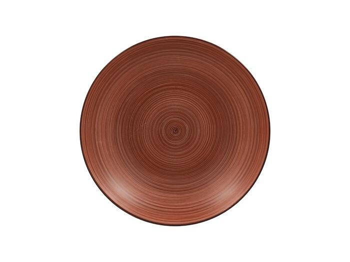 RAK Trinidad coupe bord diep walnut 28 cm
