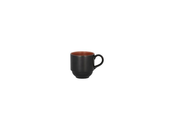 RAK Trinidad koffiekop stapelbaar walnut 20 cl